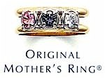 The Original Mothers Ring (R)- genuine or synthetic stones